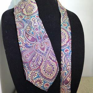 Christian Dior Monsieur silk tie